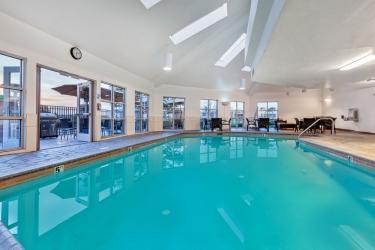 Holiday Inn Express Hotel & Suites San Jose Morgan Hill: Piscine chauffée MORGAN HILL (CA)