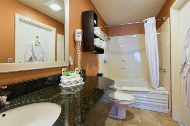 Holiday Inn Express Hotel & Suites San Jose Morgan Hill: Salle de Bains MORGAN HILL (CA)