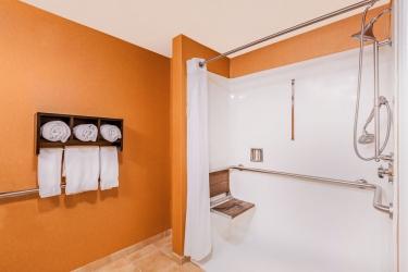 Holiday Inn Express Hotel & Suites San Jose Morgan Hill: Gastzimmer Blick MORGAN HILL (CA)