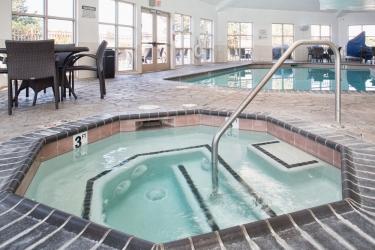 Holiday Inn Express Hotel & Suites San Jose Morgan Hill: Schwimmbad MORGAN HILL (CA)