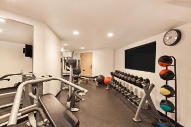 Holiday Inn Express Hotel & Suites San Jose Morgan Hill: Sport Anlage MORGAN HILL (CA)
