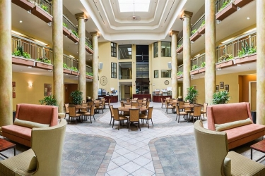 Holiday Inn Express Hotel & Suites San Jose Morgan Hill: Dining MORGAN HILL (CA)