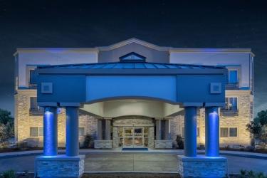 Holiday Inn Express Hotel & Suites San Jose Morgan Hill: Exterior MORGAN HILL (CA)