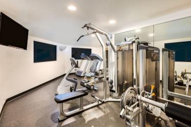 Holiday Inn Express Hotel & Suites San Jose Morgan Hill: Fitness facility MORGAN HILL (CA)