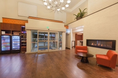 Holiday Inn Express Hotel & Suites San Jose Morgan Hill: Lobby MORGAN HILL (CA)