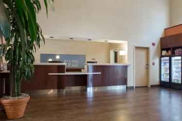 Holiday Inn Express Hotel & Suites San Jose Morgan Hill: Reception MORGAN HILL (CA)