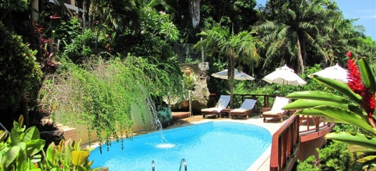 Hotel Charme Pousada Boutique & Spa: Cottage MORRO DE SAO PAULO