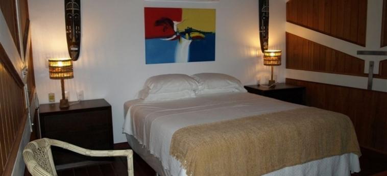 Hotel Charme Pousada Boutique & Spa: Intérieur MORRO DE SAO PAULO