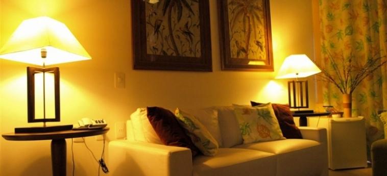 Hotel Charme Pousada Boutique & Spa: Living Room MORRO DE SAO PAULO