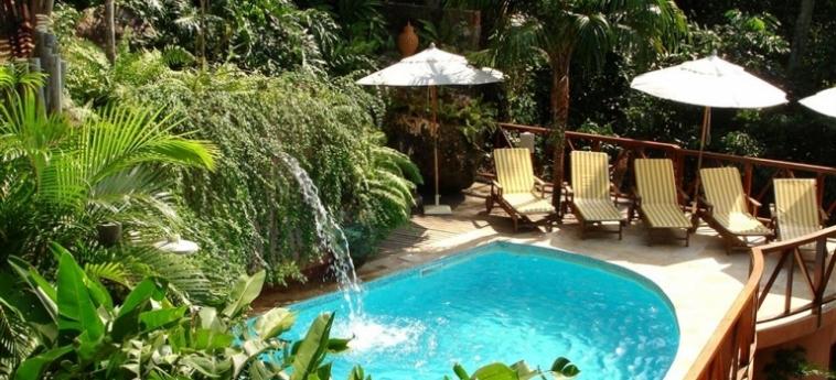 Hotel Charme Pousada Boutique & Spa: Piscine Découverte MORRO DE SAO PAULO