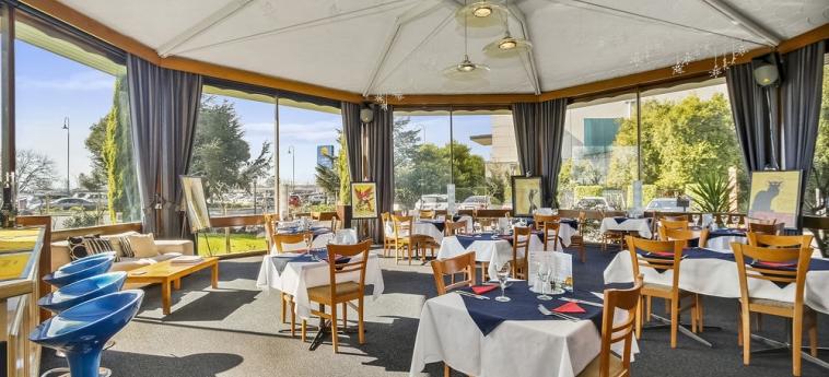 Hotel Comfort Inn Cedar Lodge: Restaurant MORWELL