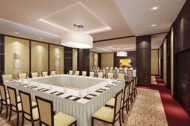 Moscow Marriott Hotel Novy Arbat: Sala de conferencias MOSCÚ