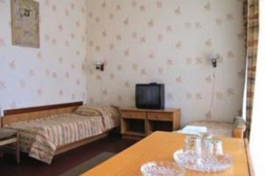 Baikal Hotel: Empfang MOSKAU