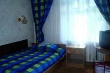 Baikal Hotel: Pinienwald MOSKAU