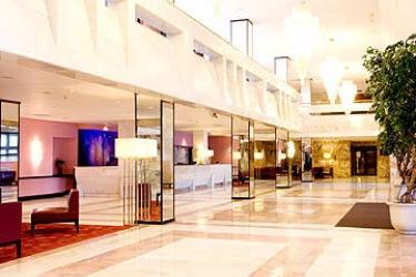 Hotel Aerostar: Lobby MOSKAU