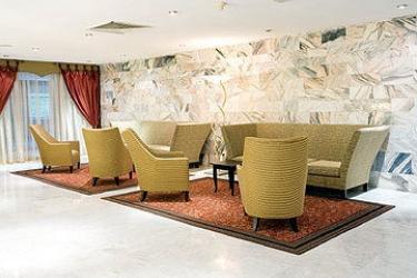 Hotel Aerostar: Lounge Bar MOSKAU
