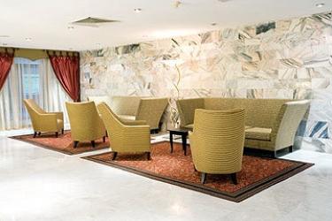Hotel Aerostar: Lounge MOSKAU