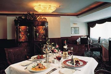 Hotel Aerostar: Restaurant MOSKAU