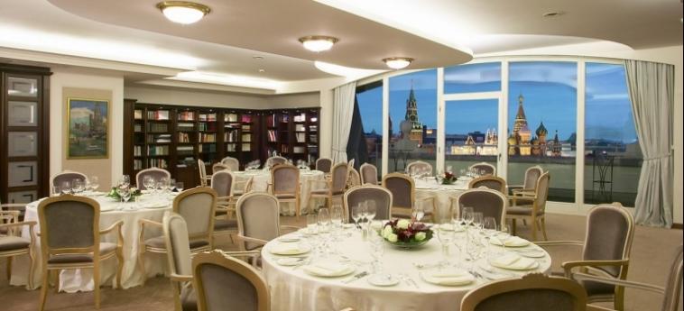 Hotel Baltschug Kempinski: Bankettsaal MOSKAU