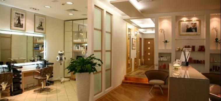 Hotel Baltschug Kempinski: Beauty Center MOSKAU