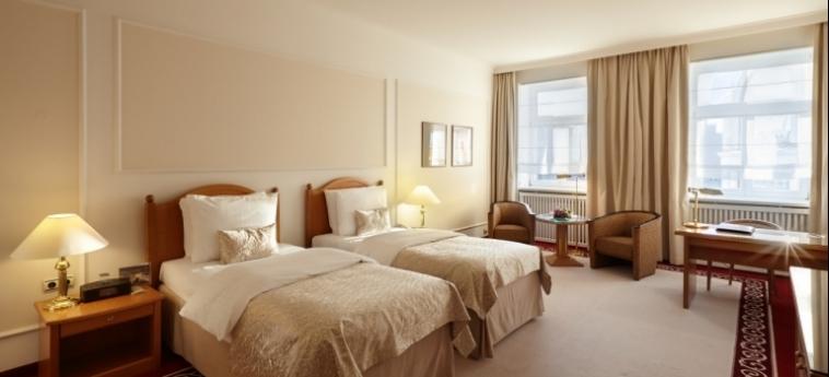 Hotel Baltschug Kempinski: Doppelzimmer - Twin MOSKAU