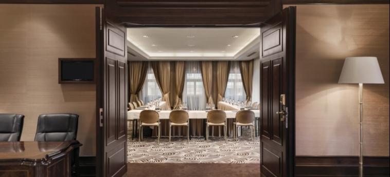 Hotel Baltschug Kempinski: Innen MOSKAU