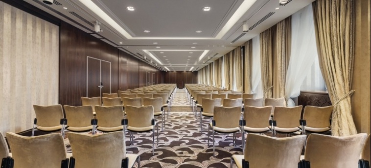 Hotel Baltschug Kempinski: Konferenzraum MOSKAU