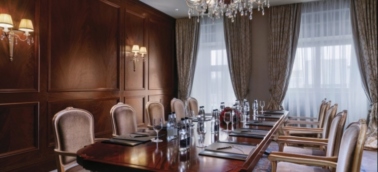 Hotel Baltschug Kempinski: Konferenzsaal MOSKAU