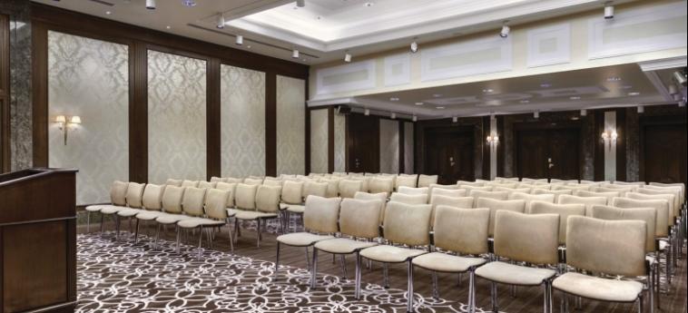 Hotel Baltschug Kempinski: Kongresssaal MOSKAU