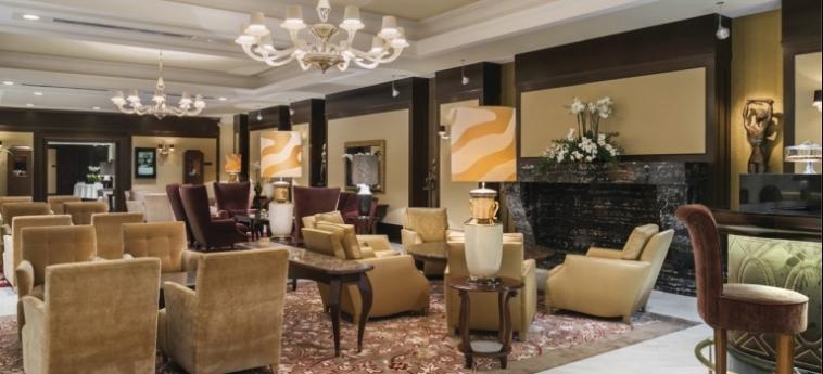 Hotel Baltschug Kempinski: Lobby MOSKAU