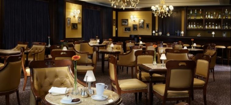 Hotel Baltschug Kempinski: Lounge Bar MOSKAU