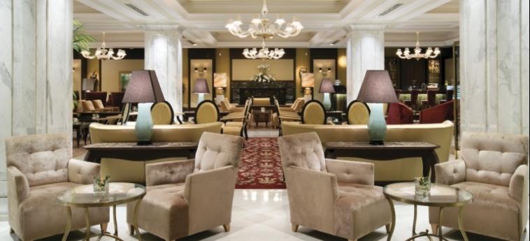 Hotel Baltschug Kempinski: Lounge MOSKAU