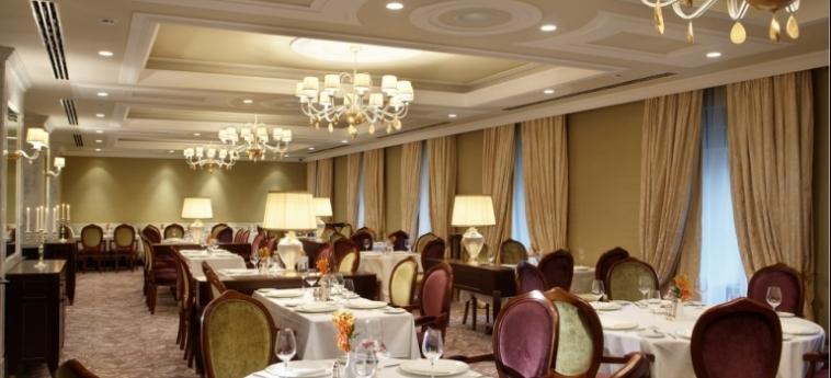 Hotel Baltschug Kempinski: Restaurant MOSKAU