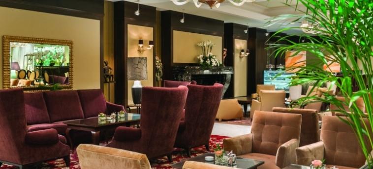 Hotel Baltschug Kempinski: Salotto MOSKAU
