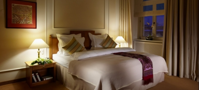 Hotel Baltschug Kempinski: Zimmer Suite MOSKAU