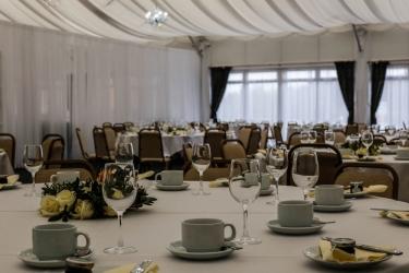 Alona Hotel: Area para boda en interior MOTHERWELL