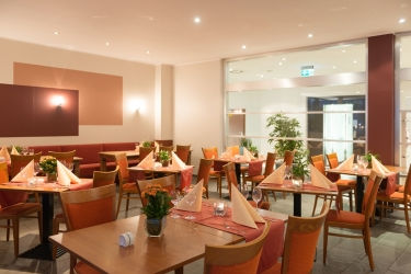 Tryp Münster Kongresshotel: Restaurant MUENSTER