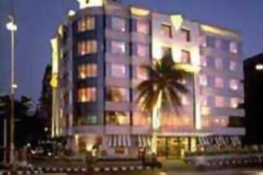 Hotel Marine Plaza: Exterior MUMBAI