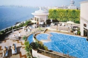 Hotel Marine Plaza: Outdoor Swimmingpool MUMBAI