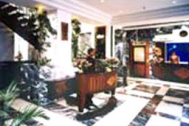 Hotel Marine Plaza: Reception MUMBAI