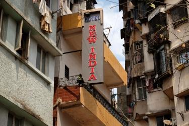 Hotel New India: Appartamento Bizantino MUMBAI