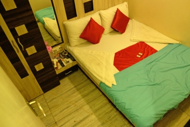 Hotel New India: Camera Standard MUMBAI