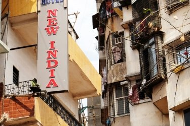 Hotel New India: Cantina MUMBAI