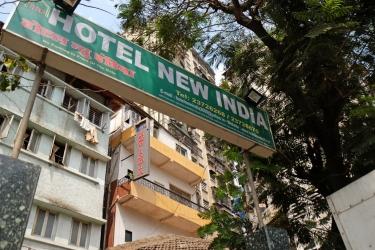 Hotel New India: Stazione Sciistica MUMBAI