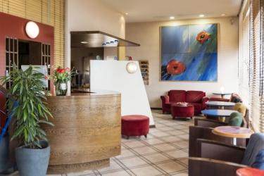 Hotel Westend: Lobby MÜNCHEN
