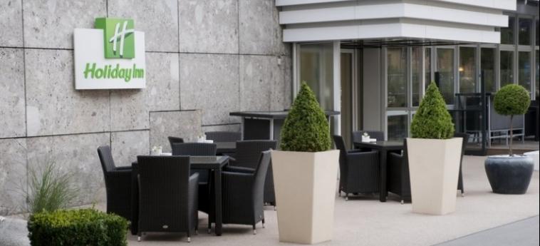 Hotel Holiday Inn Munich City Centre: Außen MÜNCHEN