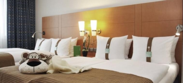 Hotel Holiday Inn Munich City Centre: Familienzimmer MÜNCHEN