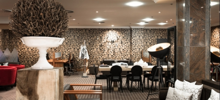 Hotel Holiday Inn Munich City Centre: Lounge MÜNCHEN