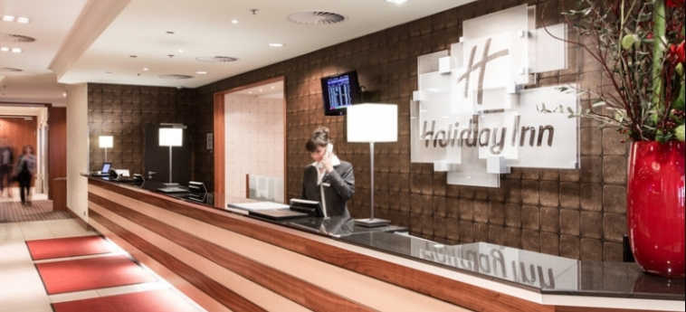 Hotel Holiday Inn Munich City Centre: Reception MÜNCHEN