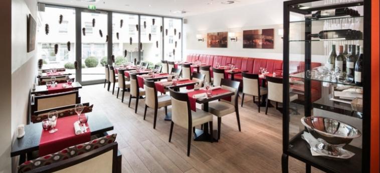 Hotel Holiday Inn Munich City Centre: Restaurant MÜNCHEN